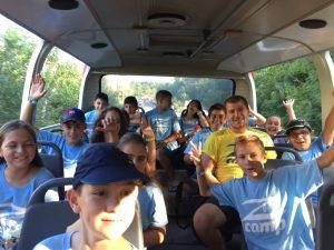 Z кемп, ден 15 - пътуване до Царево за фестивала на музиката и меда
