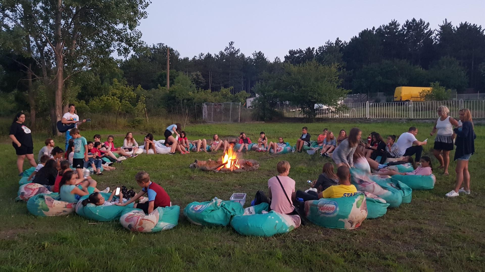 Z_camp fire