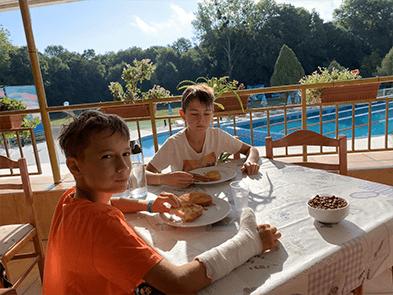 breakfastZcamp